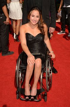 Alana Nichols in The 2012 ESPY Awards - Red Carpet