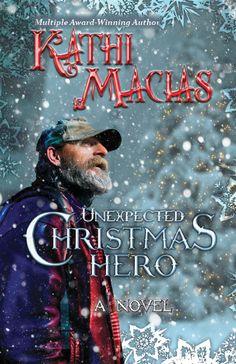"Today's Good Morning Ozarks interview: Kathi Macias - author of ""Unexpected Christmas Hero"""