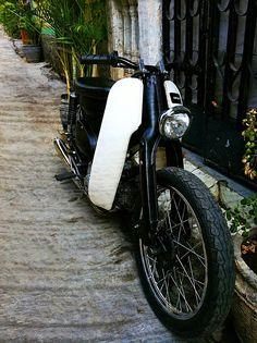 Sale Honda c50 street cub modifikasi | Kaskus - The Largest Indonesian Community