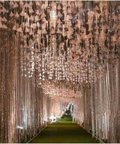 Wedding entrance walkway is the crucial spot where many guests passing by. Make them enjoy by creating magical wedding walkway decoration. Decoration Hall, Wedding Hall Decorations, Decoration Entree, Marriage Decoration, Wedding Themes, Wedding Walkway, Wedding Reception Entrance, Wedding Mandap, Wedding Ceremony