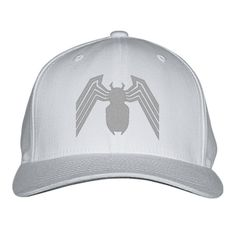 Venom Spider-Man Embroidered Baseball Cap
