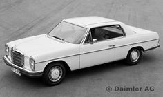 Mercedes-Benz Coupé 250 C, 250 CE, 280 C, 280 CE, aus dem Jahre 1969