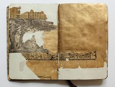 Chinese Moleskine 07 by Juan Rayos, via Flickr. donbrady