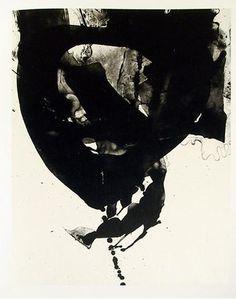 Robert Motherwell - Octavio Paz, Three Poems 8
