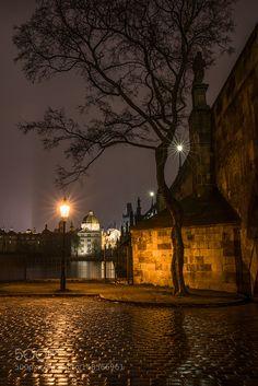 Popular on 500px : Beneath the Charles Bridge by jimnilsen