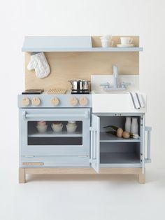 Milton & Goose Classic Play Kitchen on DLK | designlifekids.com