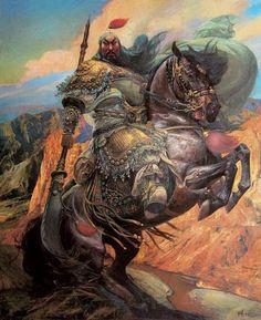 The Romance of the Three Kingdoms- Guan Yu