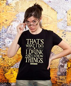 Tyrion Lannister tshirt women's game of thrones tshirt by store365