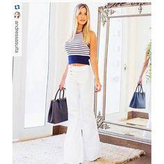 Bora ali almoçar! Com essa pantalona linda Do 38 ao 42 R$ 259 90 vendas online 62 9900 3456 loja 62 3941 3456 ENVIAMOS PARA TODO BRASIL E EXTERIOR  www.loft9.com.br #vendasonline #style #loftstore9 #clothes #perfect #moda #previewinverno #winter #fashion #vogue #promocao #sale #dress by loftstore9 http://ift.tt/1UkbE4q