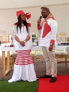 African Print Wedding Dress, African Wedding Attire, African Wear Dresses, African Fashion Ankara, Ankara Styles For Kids, African Traditional Wedding Dress, Xhosa, White Gowns, Dress Ideas