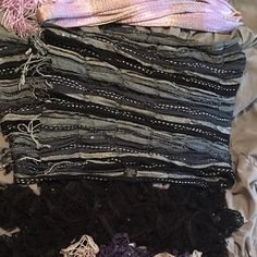 2 more photos of the scarf bundle on my closet 17 total!!! Other