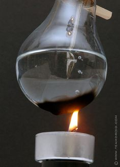 DIY Hollow Out A Light Bulb at TeamDroid