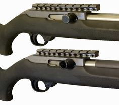 """If you enjoyed reading the 4-part series about the Ruger 10/22, then you must read an article I've just uploaded about the Magnum Research MagnumLite rimfires. This article was originally published in """"Shotgun News"""" in 2009: http://www.thegodfatherofairguns.com/magnum-research-magnumlite-rimfire.html"""