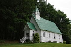 St. John's Episcopal Church ~ Valle Crucis, North Carolina
