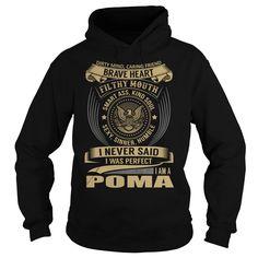 POMA Last Name, Surname T-Shirt