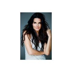 Angie Harmon Dabingforum.cz ❤ liked on Polyvore featuring celebrities