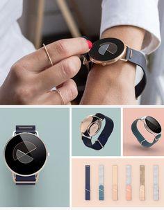 Shammane - A Fashion Forward Smartwatch for Women