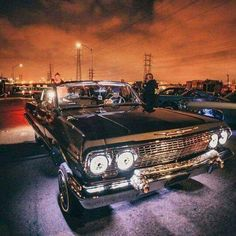 63 Rag Chevy Impala Low low.....