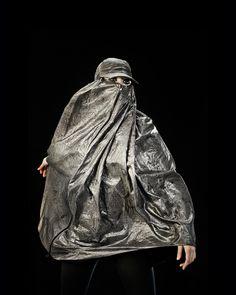 Anti-Drone Burqa