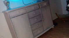 #Kommode im #Shabby-Chic-Look #Upcycling
