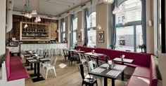 WIEN Chiq Chaq - Restaurant & Bar - wie cool schaut das denn aus! Nußdorferstraße 7, 1090 Wien