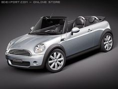 Someday....fun little car for the summer time