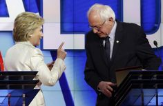 PIUS EMELIFONWU BLOG: Hillary Clinton sent a very clear message to Berni...