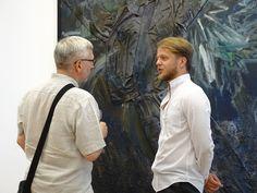 Cyprian Nocoń Roman Herrmann Galerie MM Chorzów 2017