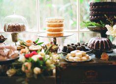 English Garden Dessert Inspiration