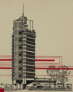 250: Frank Lloyd Wright / Price Tower book and ephemera < Modern Design, 20 March 2005 < Auctions | Wright
