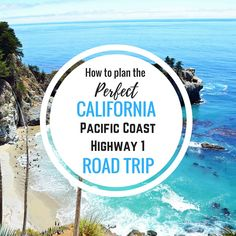 California Pacific Coast Highway 1 Road Trip Guide – Modern Honey Your perfect guide to best places to eat, sleep, and stop on your ultimate California Pacific Coast Highway 1 Road Trip. Plus tips for traveling with kids. Pacific Coast Highway, West Coast Road Trip, Highway 1, Road Trip Usa, California Coast, California Travel, Travel Oklahoma, Nevada, New Orleans