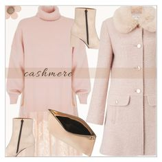 """cashmere"" by shoaleh-nia ❤ liked on Polyvore featuring Miss Selfridge and TIBI"