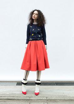 アンドゥミ(1/2 Un-Demi) 2014-15年秋冬コレクション Gallery2 - ファッションプレス
