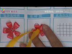 リボン刺繍つくり方講座13/41【M花びら繍b】ケイトリリアン刺繍館