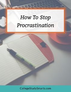 How to Stop Procrastination. The best collection of tips and strategies to slay procrastination and start studying to become the awesome student you are. | College Procrastination, exam procrastination, procrastinate assignment, stop procrastinating, get motivated, motivation, college motivation, procrastination tips, college procrastination, university procrastination, student motivation, motivated student