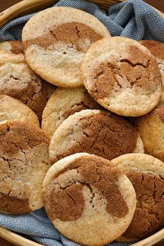 Mash up of gingerbread and snickerdoodles made extra easy with Betty Crocker's cookie mix!