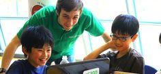 【英語×IT】Gaba kidsの外国人インストラクターと共に英語でプログラミングを学ぶ?