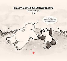 «Every Day Is An Anniversary» de Panda And Polar Bear