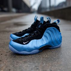 "Nike Air Foamposite ""UNC"""
