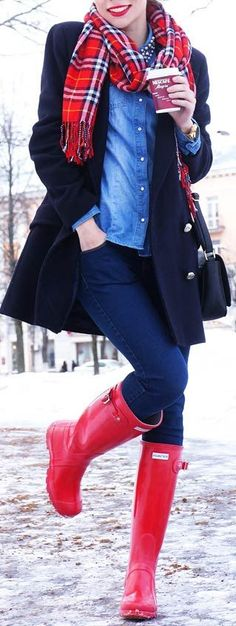 Besides being all denim this outfit is worth trying and it looks really nice