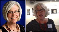 David Letterman's siblings - sister Gretchen LettermanShelton