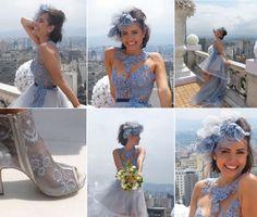 Vestido de Noiva da Patricia - Novela Amor à Vida