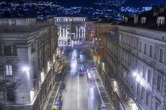 Trieste by Night - Trieste by Night