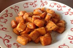 Roasted and Spiced Sweet Potatoes. Photo by AZPARZYCH