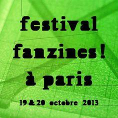 Fanzines! Festival les 19 et 20 octobre 2013 à la Médiathèque Marguerite Duras - L'Imprimator y sera !