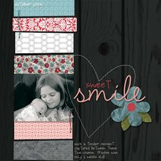 Stampinjul-Julie Davidse Stampin' Up! Demonstrator: Sweet Smile Anordnung