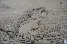 fishing drawings - Google Search