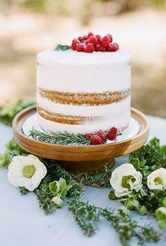 Torte basse - Torta a 1 piano - Matrimonio.it