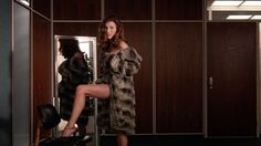 The Mystery Girl in Mad Men's Premiere Was Andie MacDowell's Daughter