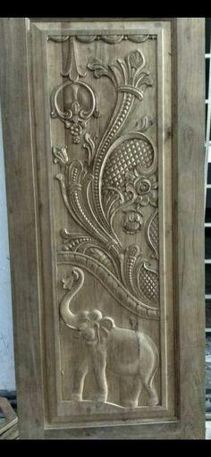 Single Door Design, Front Door Design Wood, Double Door Design, Wooden Door Design, Wooden Doors, Single Doors, Double Doors, Durga Puja, Durga Goddess